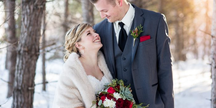 Chelsey & Cullen's Winter Wedding