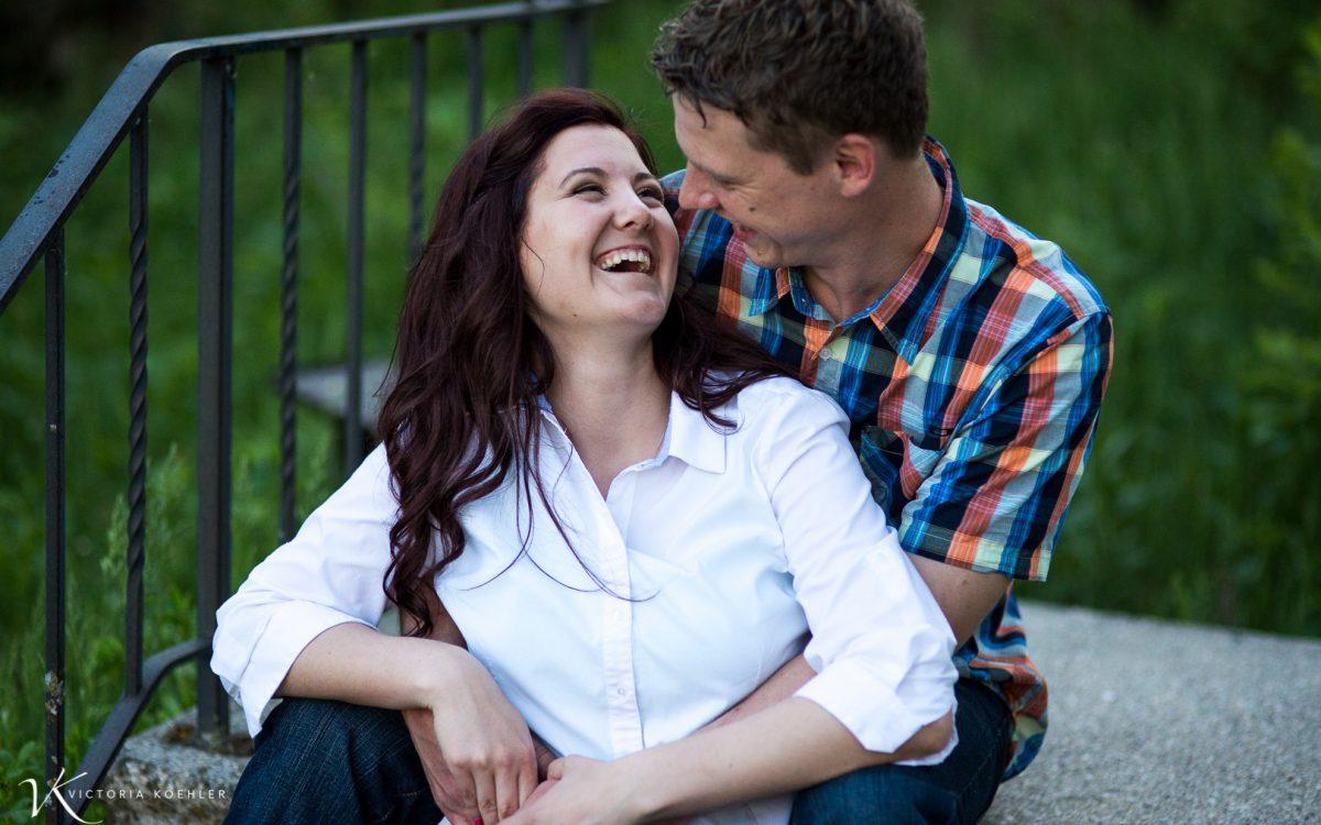 Rodney & Rachel / Engaged