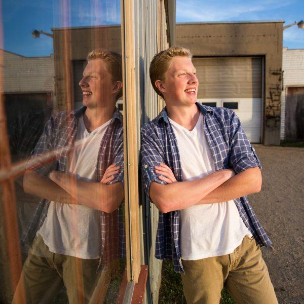 Andrew / Senior Photos