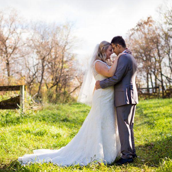 Alyssa & Avi / Hawthorne Estates Wedding