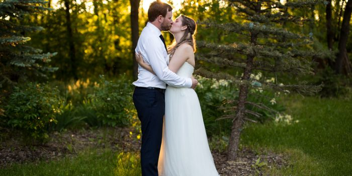 Celia & Eric / Evergreen Village Wedding