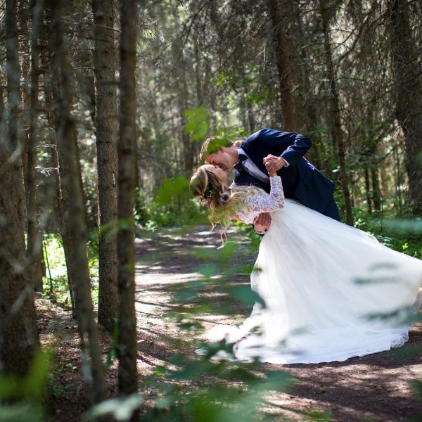 Katie & Kristopher / Red Deer Wedding