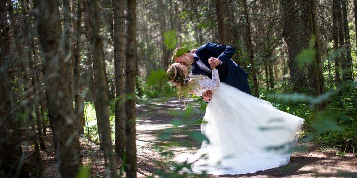 Katie & Kristopher / Red Deer Wedding
