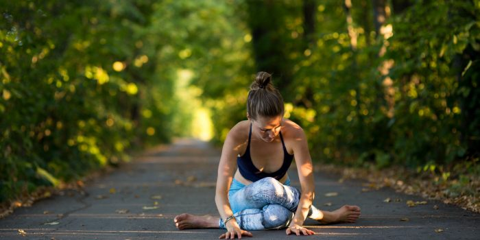 Genevieve / Yoga