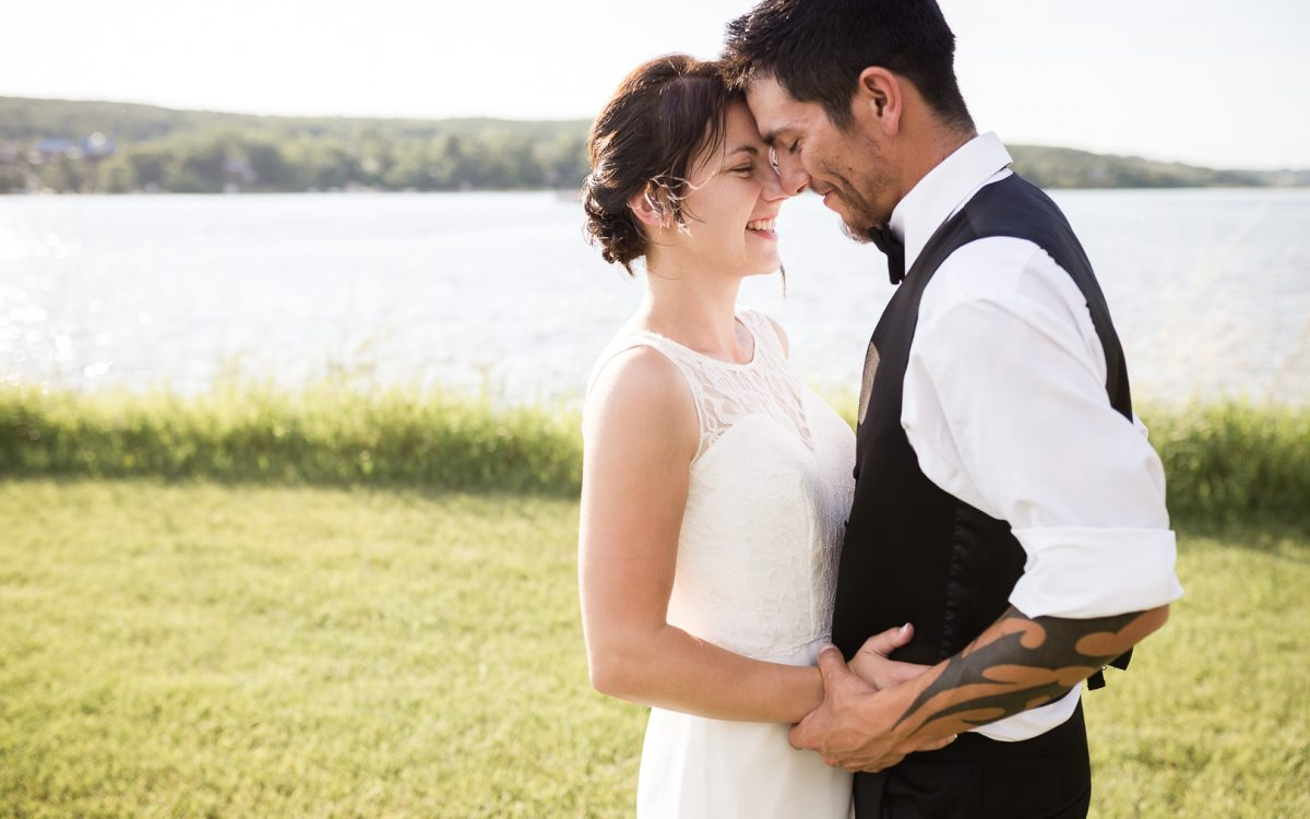 Vanessa & Trey / Minnedosa Wedding