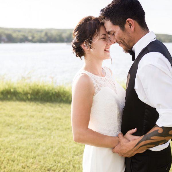 Vanessa & Trey / Minnedosa Wedding