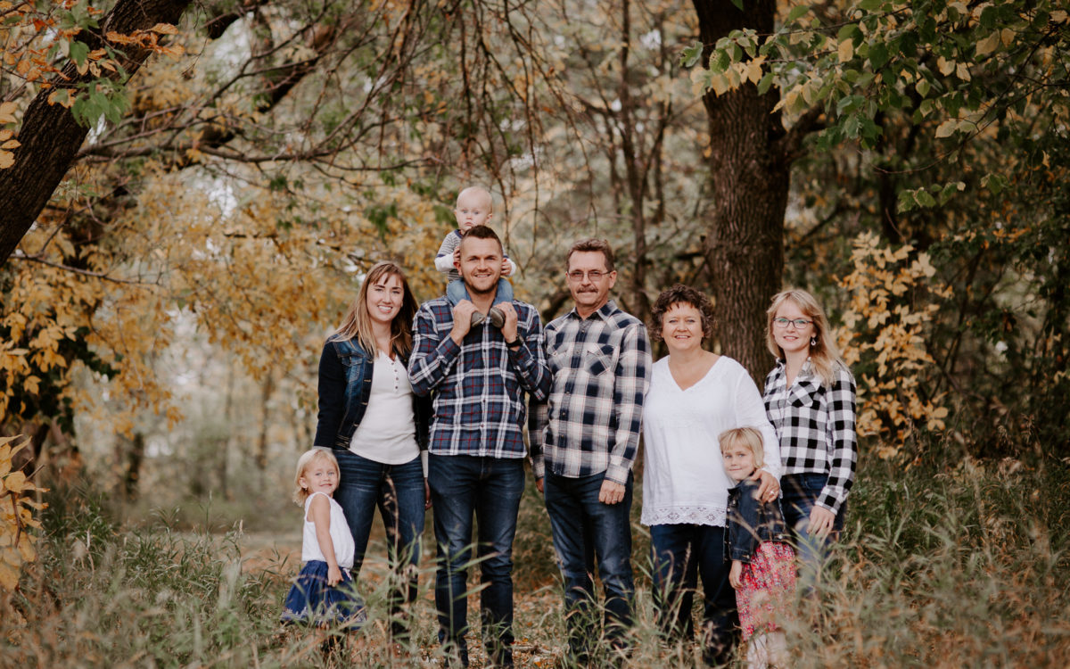 Dycks / Extended Family Session