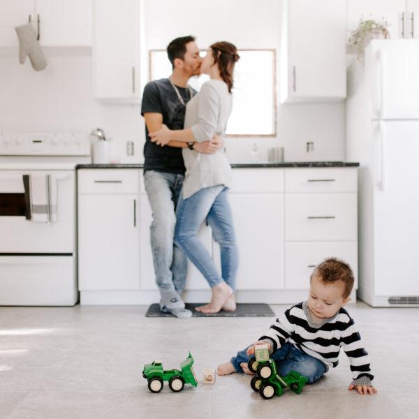Vanessa & Trey / Lifestyle Family