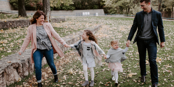 Dale & Trisha / The Forks Family Session