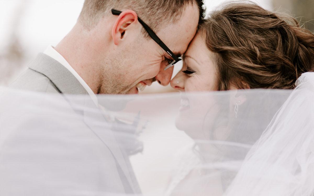 Derek & Samantha / Whitetail Meadow Wedding