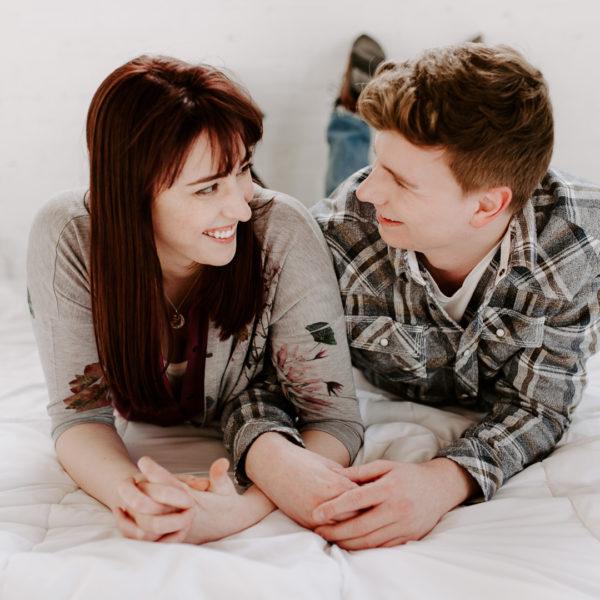 Jeremie & Shannon / Aspire Studios Engagement