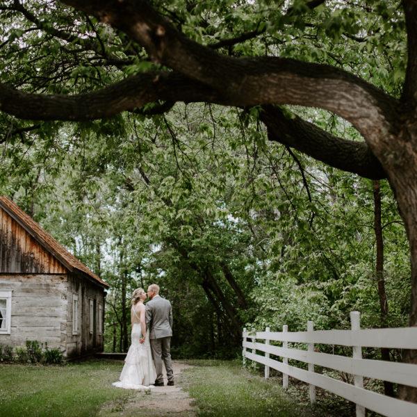 Maarten & Hennie / Backyard Wedding