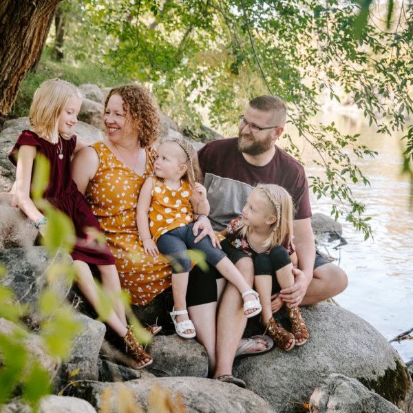 Unrau / Fall Family Photos
