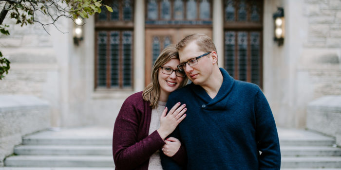 Dave & Bonnie / University of Manitoba Engagement