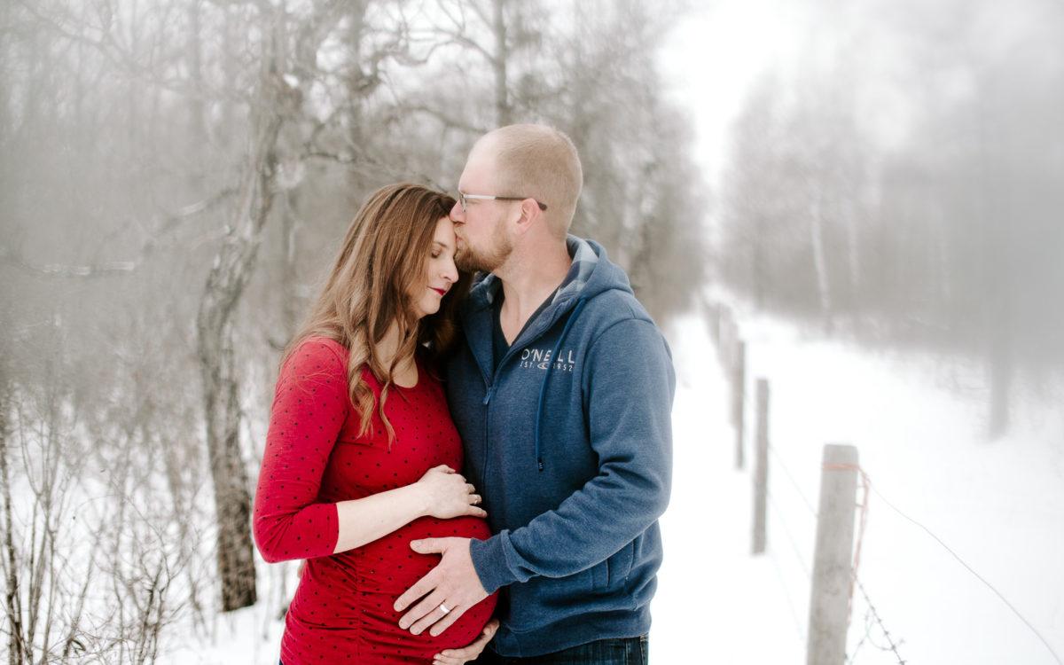 Hennie & Maarten / Maternity