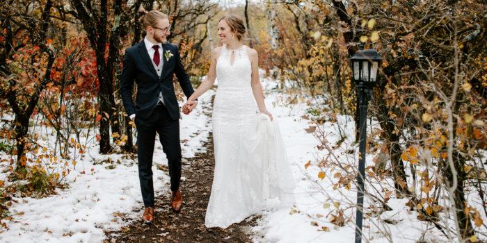 Logan & Alixe / Pine Ridge Hollow Wedding