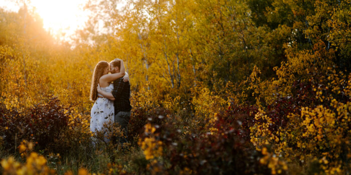Tamir & Marie / Bird's Hill Engagement Session