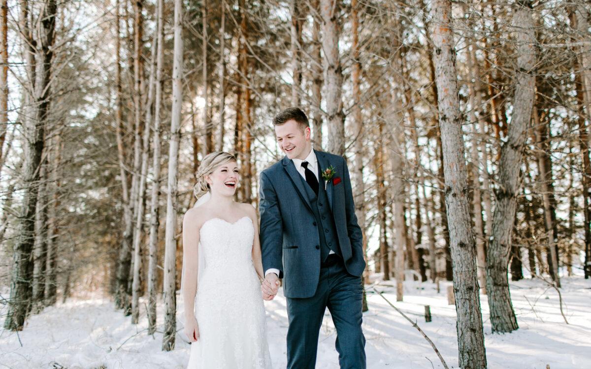 Tips For Winter Wedding Photos