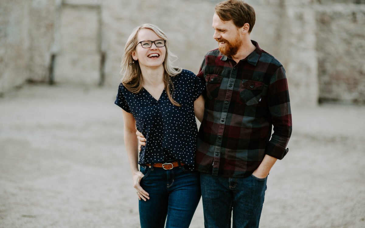 Nick & Caitlin / St. Norbert Monastery Engagement