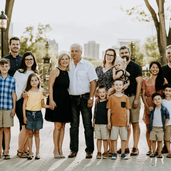 Beaudry / 40th Anniversary Family Session